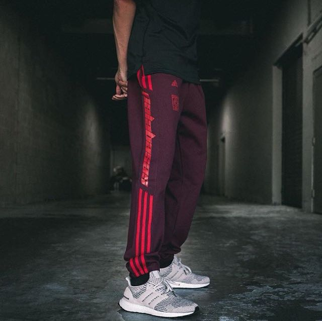 2dd00078 Yeezy Calabasas Track Pants, Men's Fashion, Clothes on Carousell