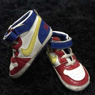 Nike Baby Shoes 6-12months