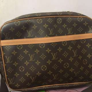 Lv big size porter bag