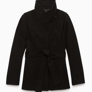 Babaton spencer coat