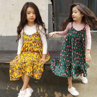 PREORDER - Young Girl Dress