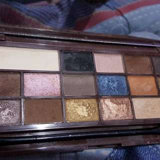 Makeup Revolution Eyeshadow Makeup