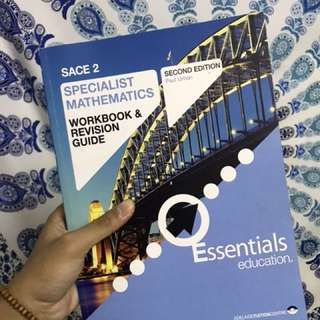 SACE Specialist Mathematics