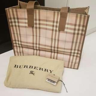 Burberry Tote Bag (Pink)