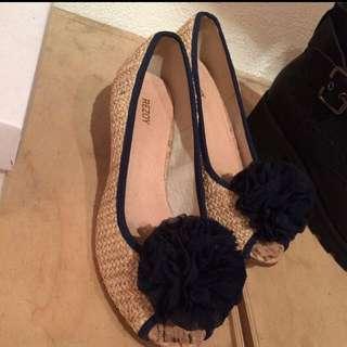 日本製 低跟露趾鞋(任選2雙再9.5折)