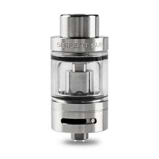 vape rta serpent mini authentic new