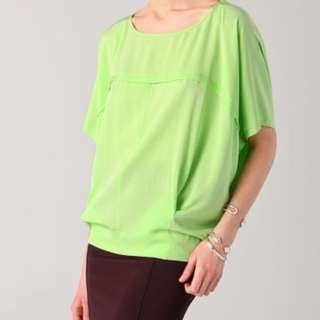 Diane Von Furstenberg Silk Blouse Top