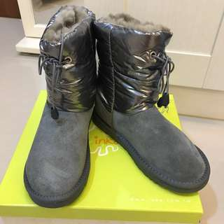雪靴 全新 5號