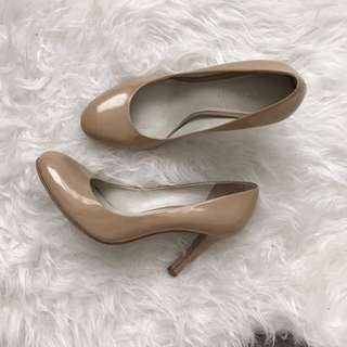 Nine West Patent Leather Shoes