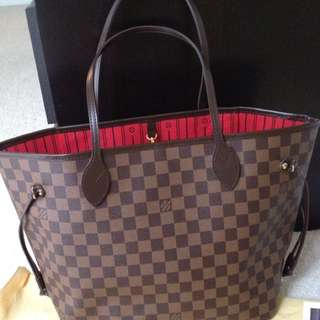Authentic LV Neverfull medium