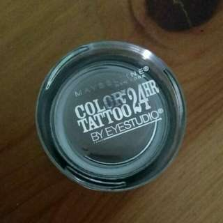 BNIP Maybelline Colour Tattoo 24hr Eyeshadow