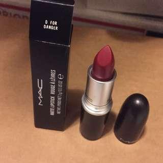 Authentic Mac Matte lipstick