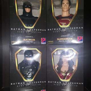 Petron DC Batman, Superma and Wonderwoman