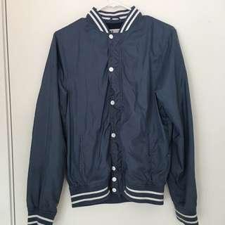 Blue Bomber / Track Jacket