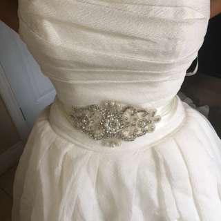 Vera Wang / wedding dress