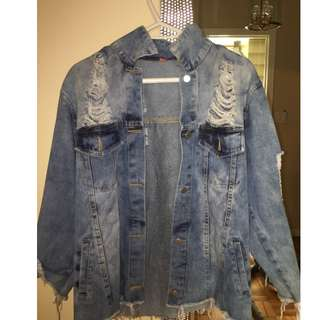 M Boutique Jean Jacket