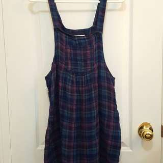 F21 Overall Dress