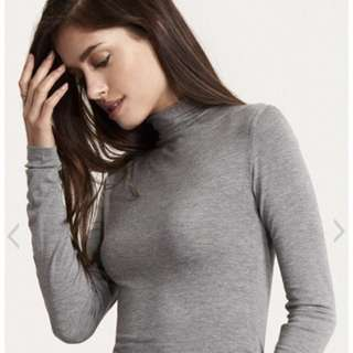 Dynamite Long Sleeved Turtleneck Top