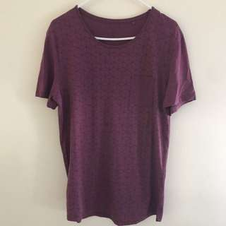 Tee top size m