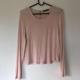 Long sleeve thin top