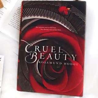 Cruel Beauty by Rosamund Hodge hardback