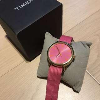 Timex Pink Watch