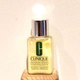 Clinique moisturizer lotion +