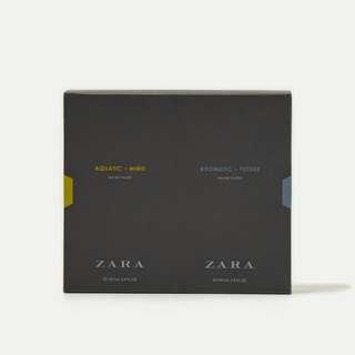 Zara aquatic parfume
