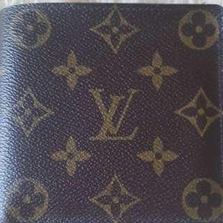 LV Monogram Short Wallet