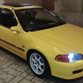 Honda Eg6 1.6 sir