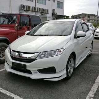 Honda City 1.6 For Rent