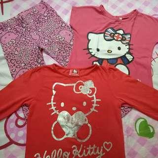 sale...hello kitty dress bundle😍