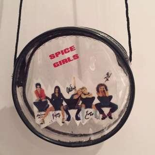 Spice girls bag