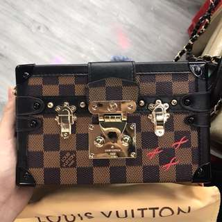 Louis Vuitton Petite Malle Box Bag