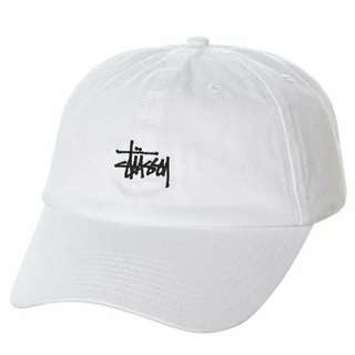 Stussy cap帽
