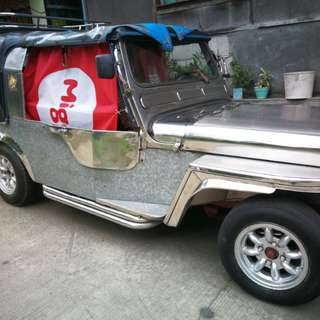 REPRICED ~ Preloved Owner jeep