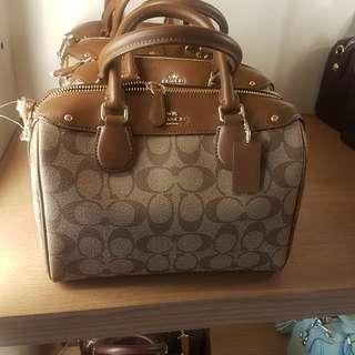 Coach Mini Bennett Satchel Crossbody Bag [代購]
