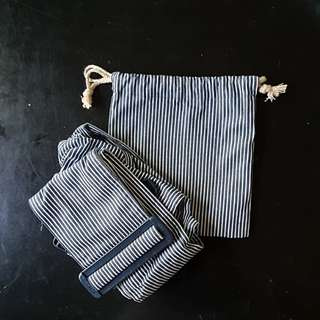 BN Baby carrier with pouch