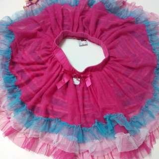 Hello Kitty Tutu Skirt (6y)