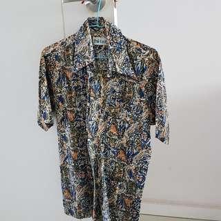 Vintage retro shirt