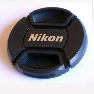 Brand New Nikon Lens Cap 52mm (3rd Party)