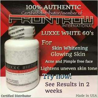 Luxxiwhite Authentic