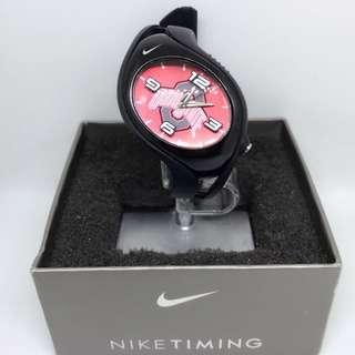 Nike Triax Blaze Analog Watch for NCAA University of Ohio State Team WD0071-010