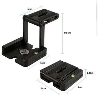 New Z Type Tripod Camera Folding Holder
