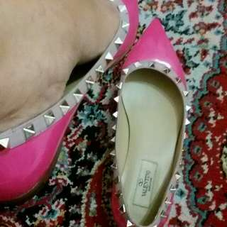 Pink Valentino Shoes size 8