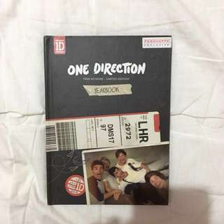 Take Me Home – One Direction [Yearbook Edition]
