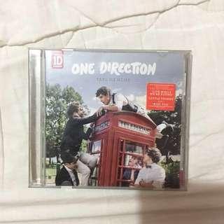Take Me Home – One Direction album [Regular Edition]