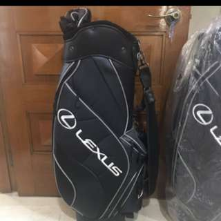 Lexus golf bag