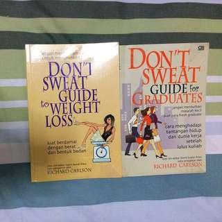 Psikologi : Don't Sweat Small Stuff