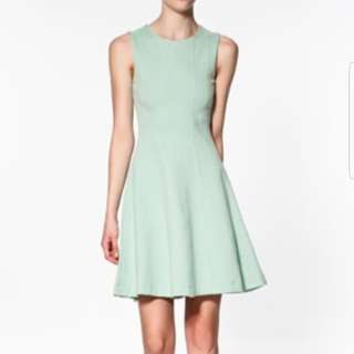 FOREVER NEW | MINT A-LINE DRESS